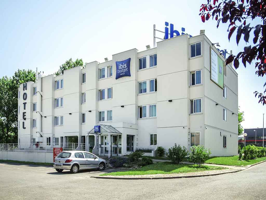 Hotel pas cher le blanc mesnil ibis budget a roport le for Hotel le moins cher