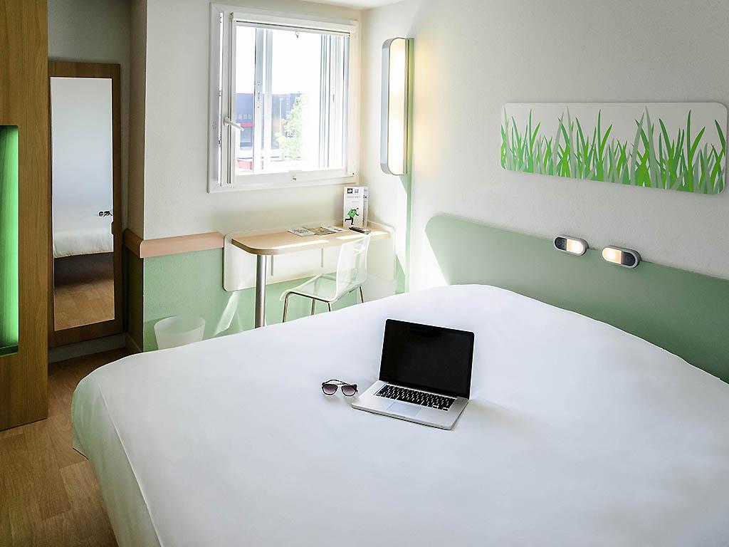 Hotel pas cher le blanc mesnil ibis budget a roport le for Les hotels pas cher