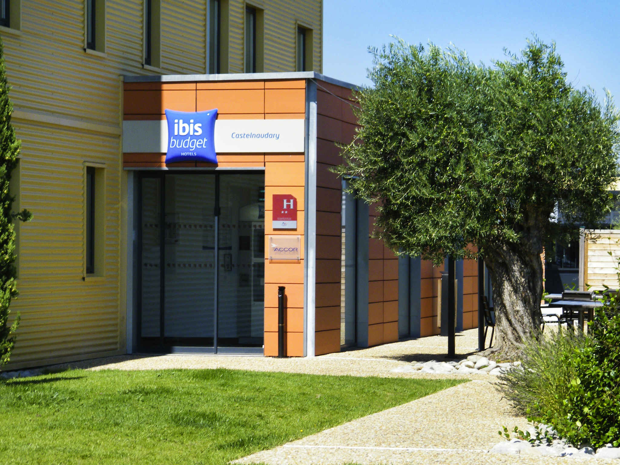 Отель — ibis budget Castelnaudary