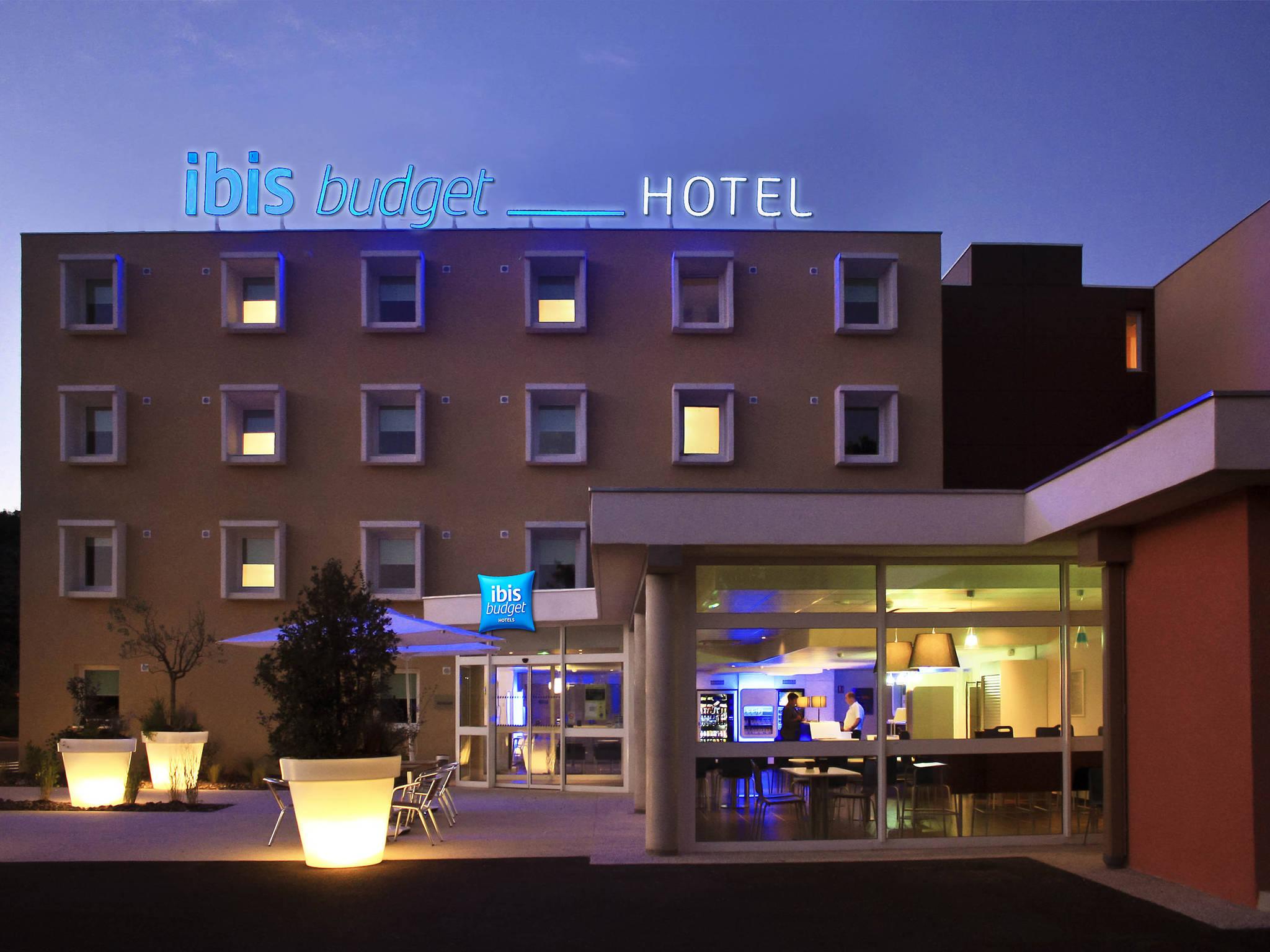 Отель — ibis budget Loriol Le Pouzin