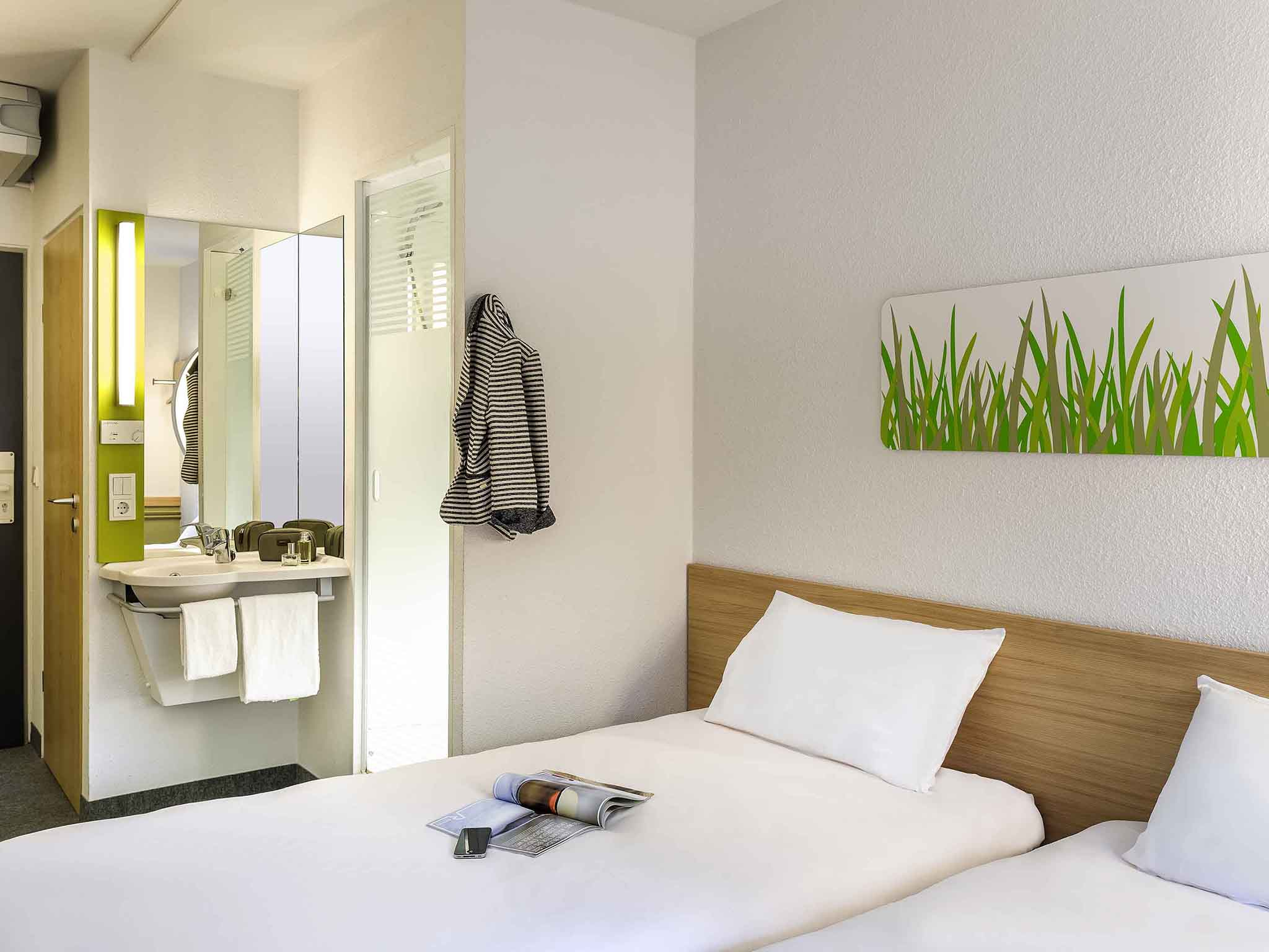 Отель — ibis budget Roanne