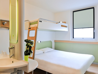 Chambres - ibis budget Saint Quentin