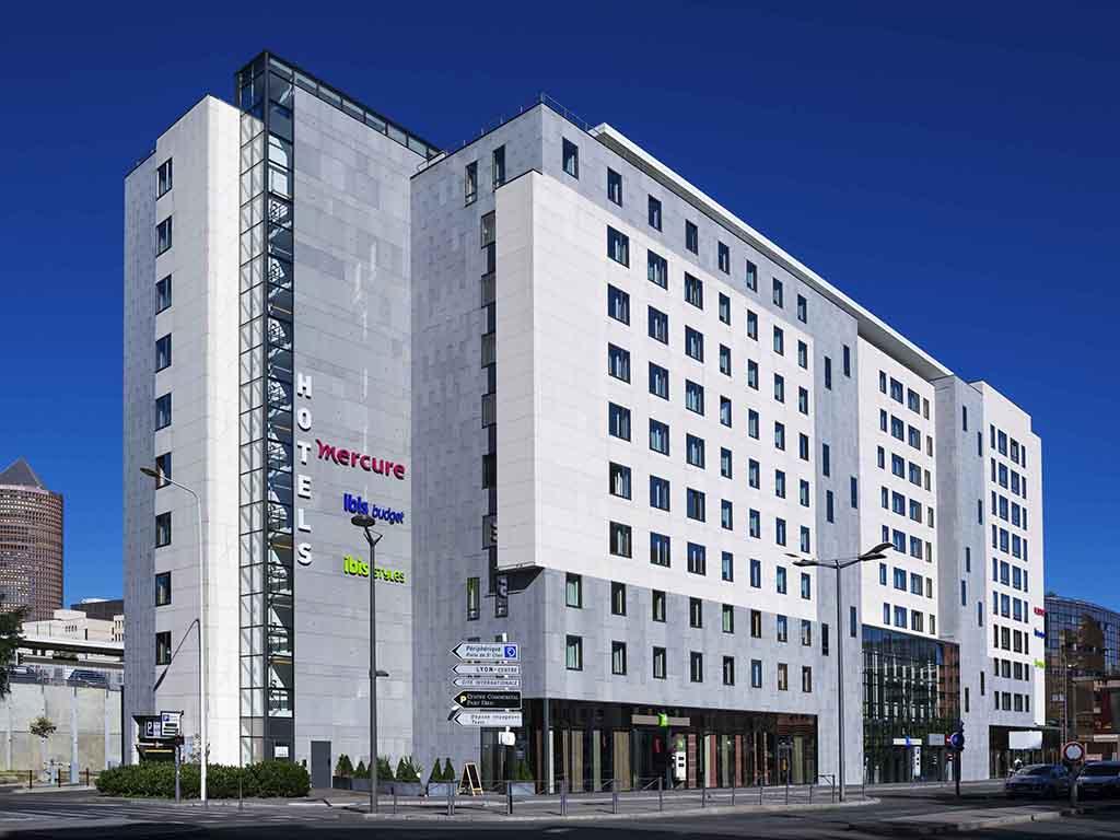 Hotel Ibis Gare Lyon Part Dieu