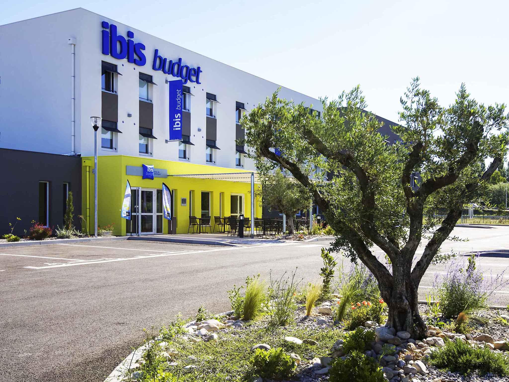 فندق - ibis budget Saint-Martin-de-Crau Porte de Camargue