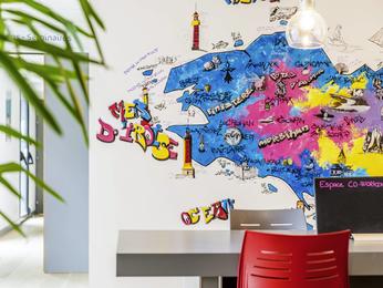 hotel pas cher saint gregoire ibis styles rennes saint gr goire. Black Bedroom Furniture Sets. Home Design Ideas