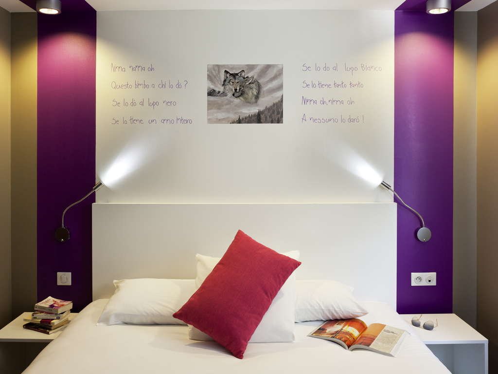 H tel saint gregoire ibis styles rennes saint gr goire for Hotel design rennes