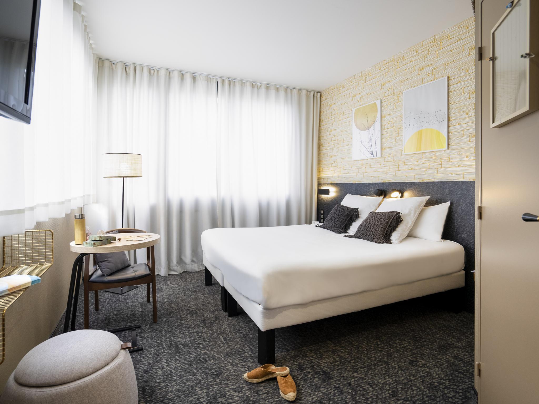 โรงแรม – ibis Styles Rennes Saint-Grégoire