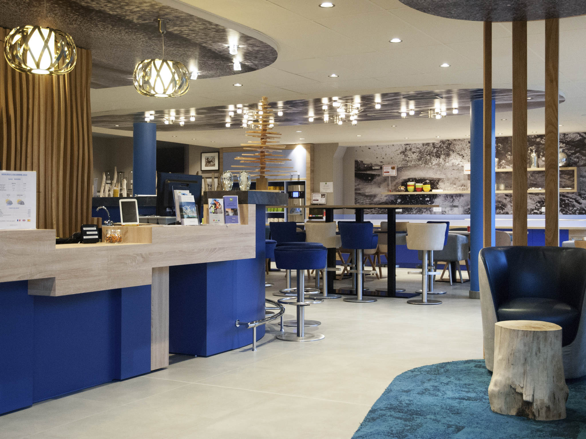 Hotel – ibis Styles Saint-Malo Port