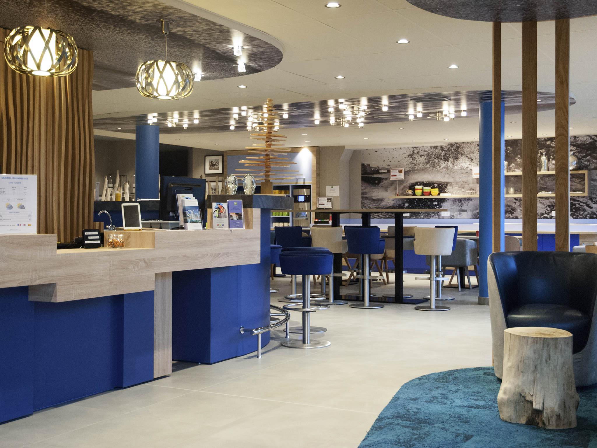 Отель — ibis Styles Saint-Malo Port