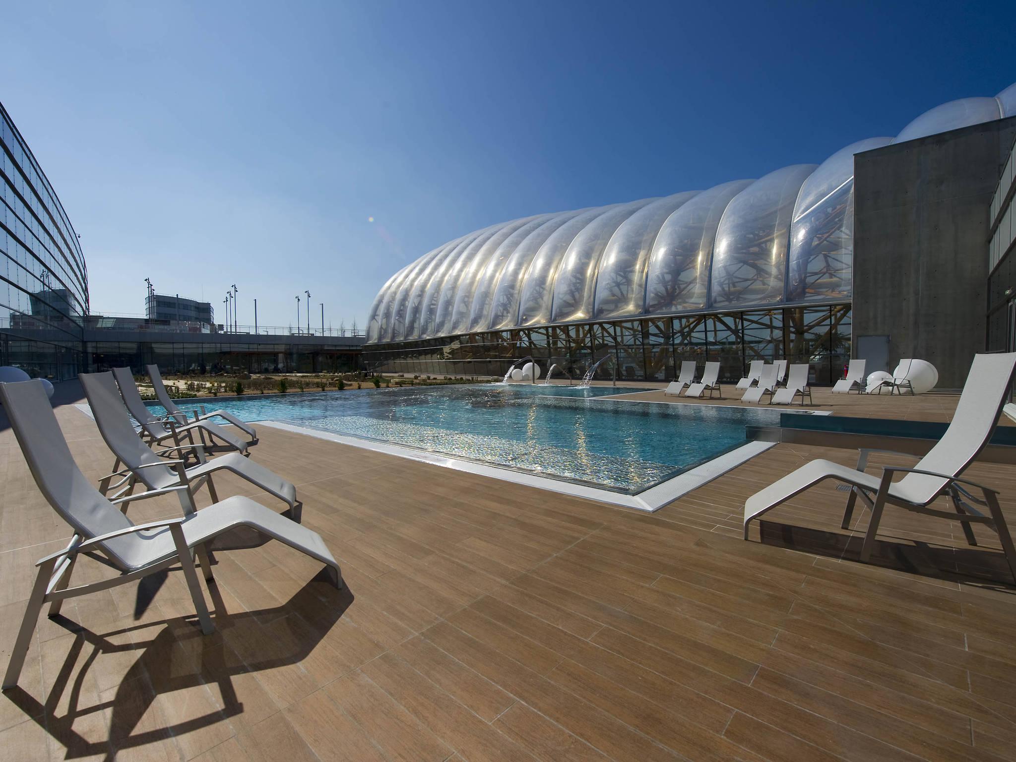 โรงแรม – ibis Styles Saint-Julien-en-Genevois Vitam