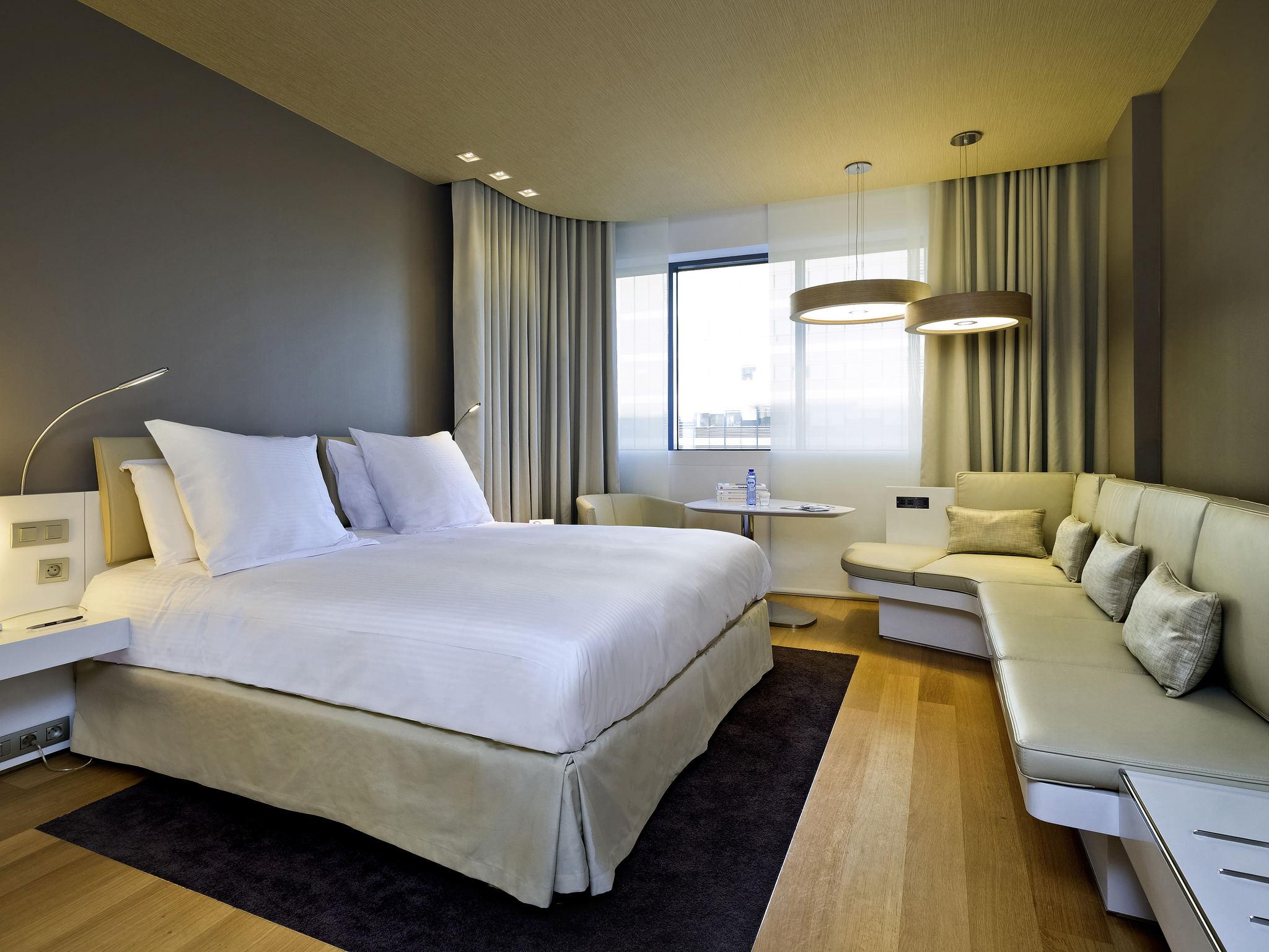 호텔 – 풀만 브뤼셀 센터 미디
