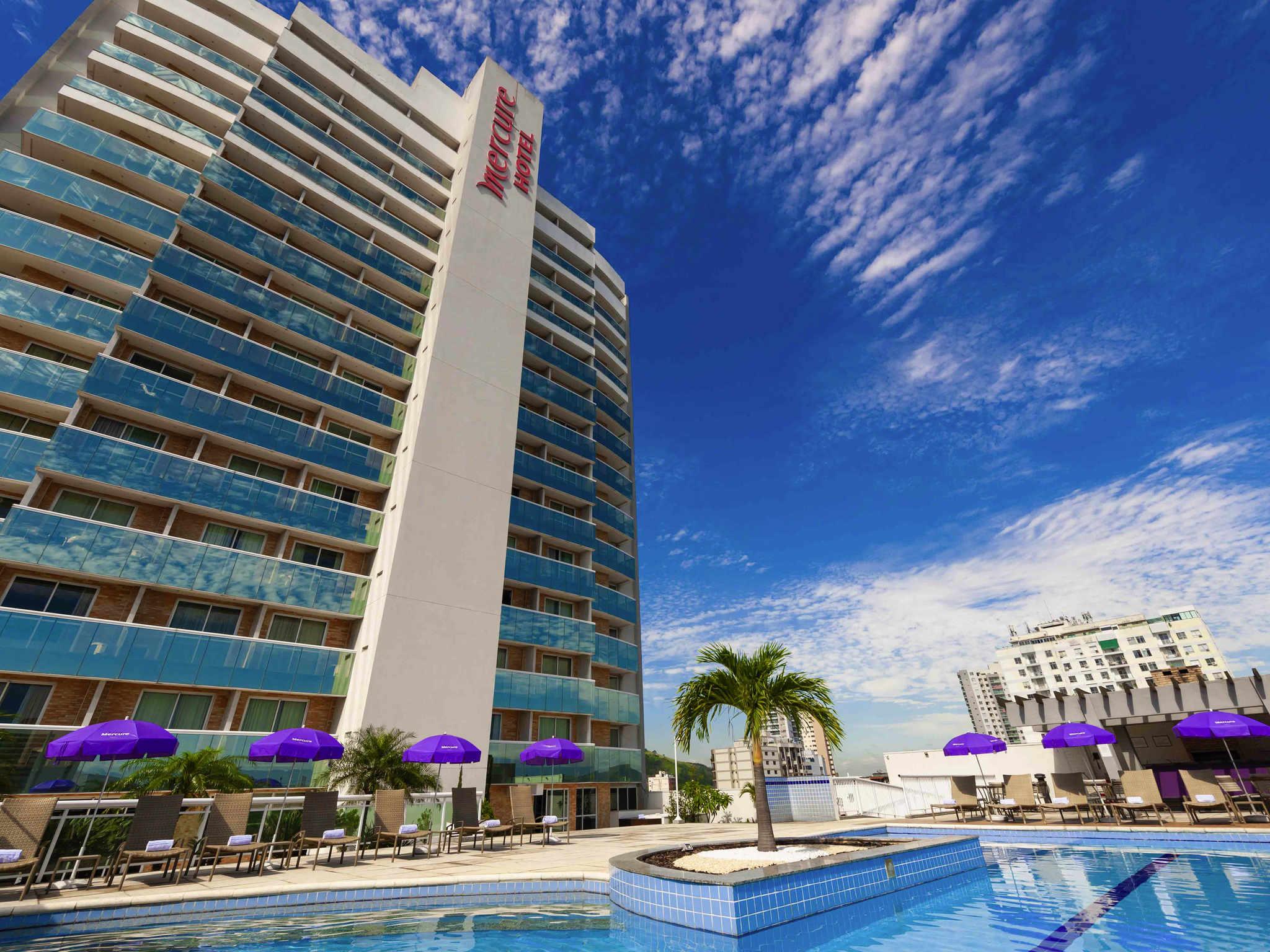 호텔 – Mercure Rio de Janeiro Nova Iguacu Hotel