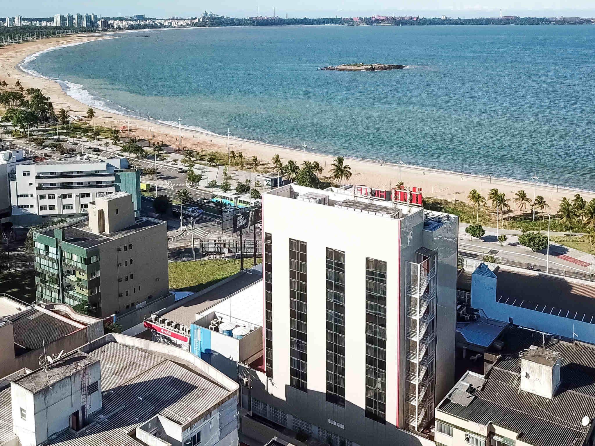 โรงแรม – ibis Vitoria Praia de Camburi