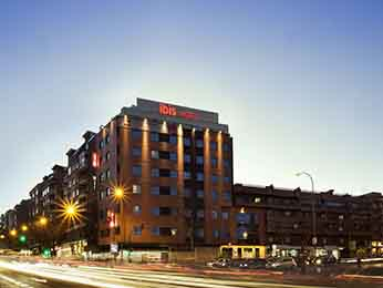 Destination - ibis Madrid Centro las Ventas