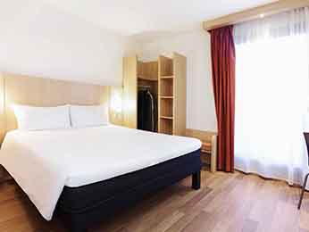 Rooms - ibis Madrid Centro las Ventas