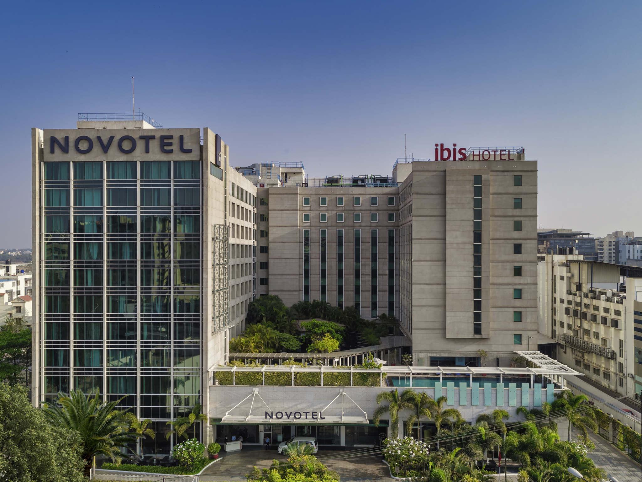 酒店 – 宜必思邦加罗尔科技园酒店