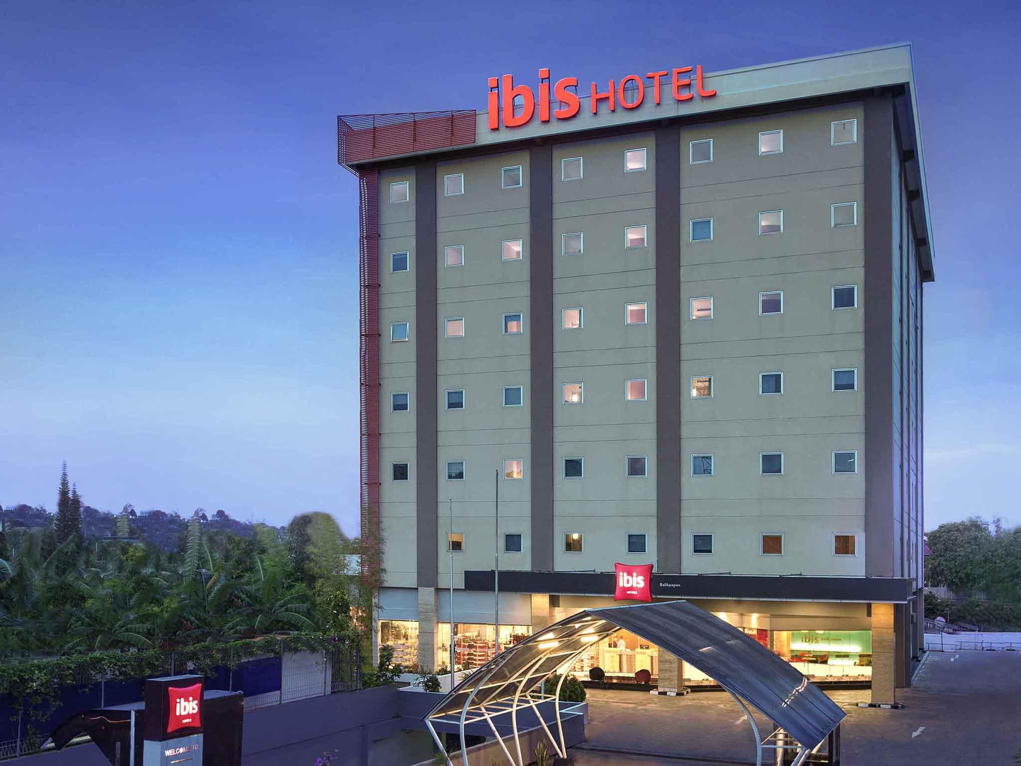 酒店 – 宜必思巴厘巴板酒店