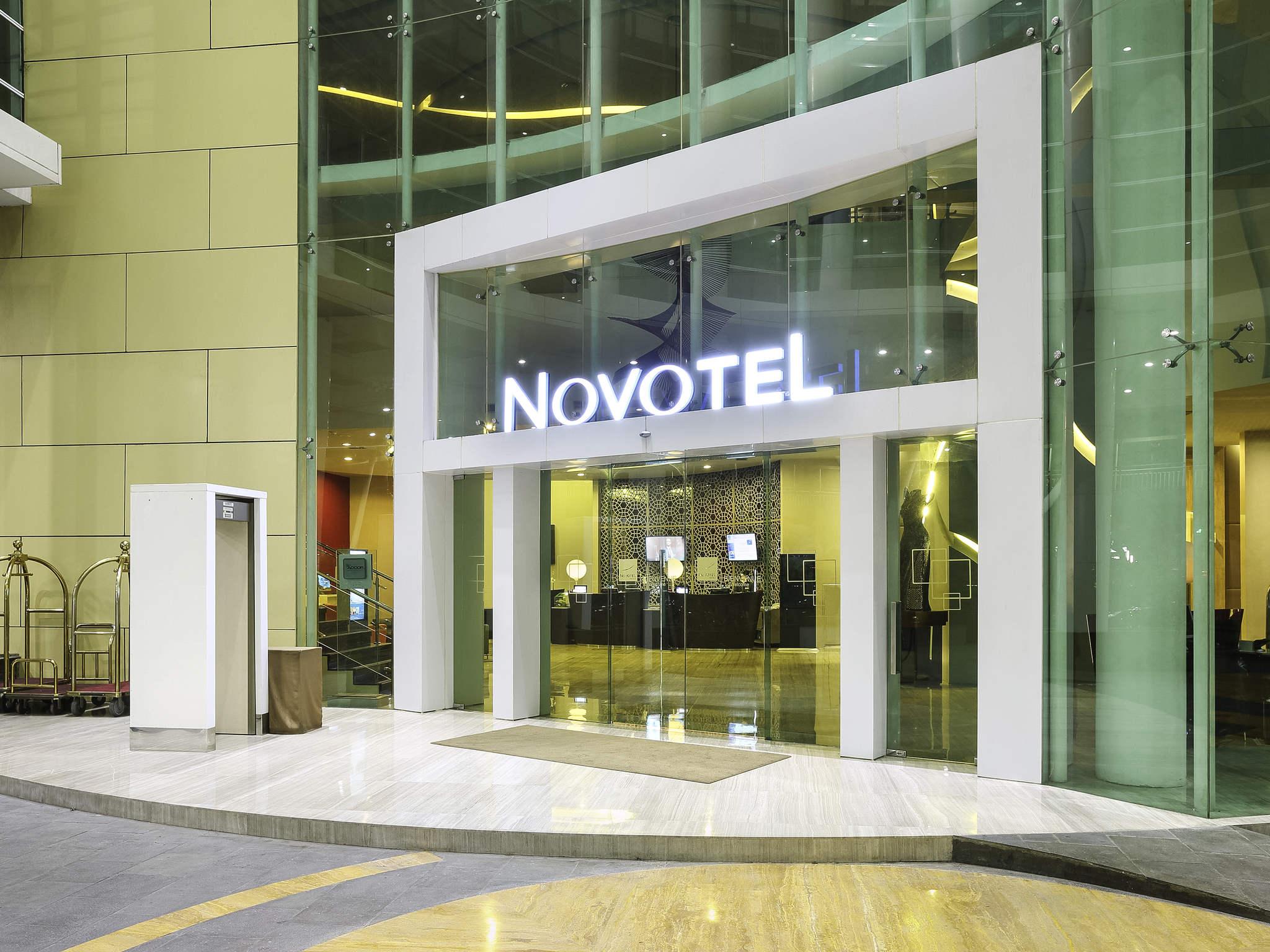 Отель — Novotel Джакарта Гаджа Мада