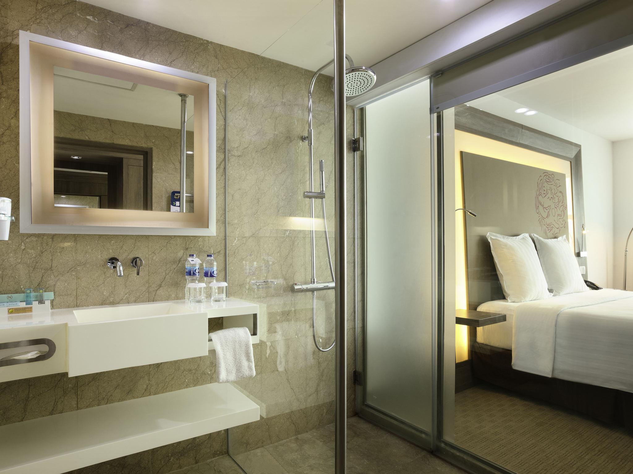Novotel Jakarta Gajah Mada 4 Star Hotel In Area Paket Murmer Acces Point Komplit Rooms