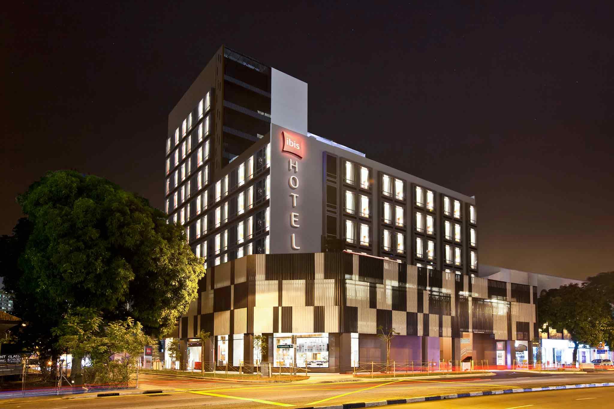 酒店 – 宜必思新加坡诺维娜酒店