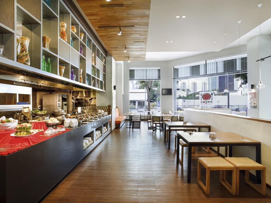 Oopen Singapore Restaurants By Accorhotels