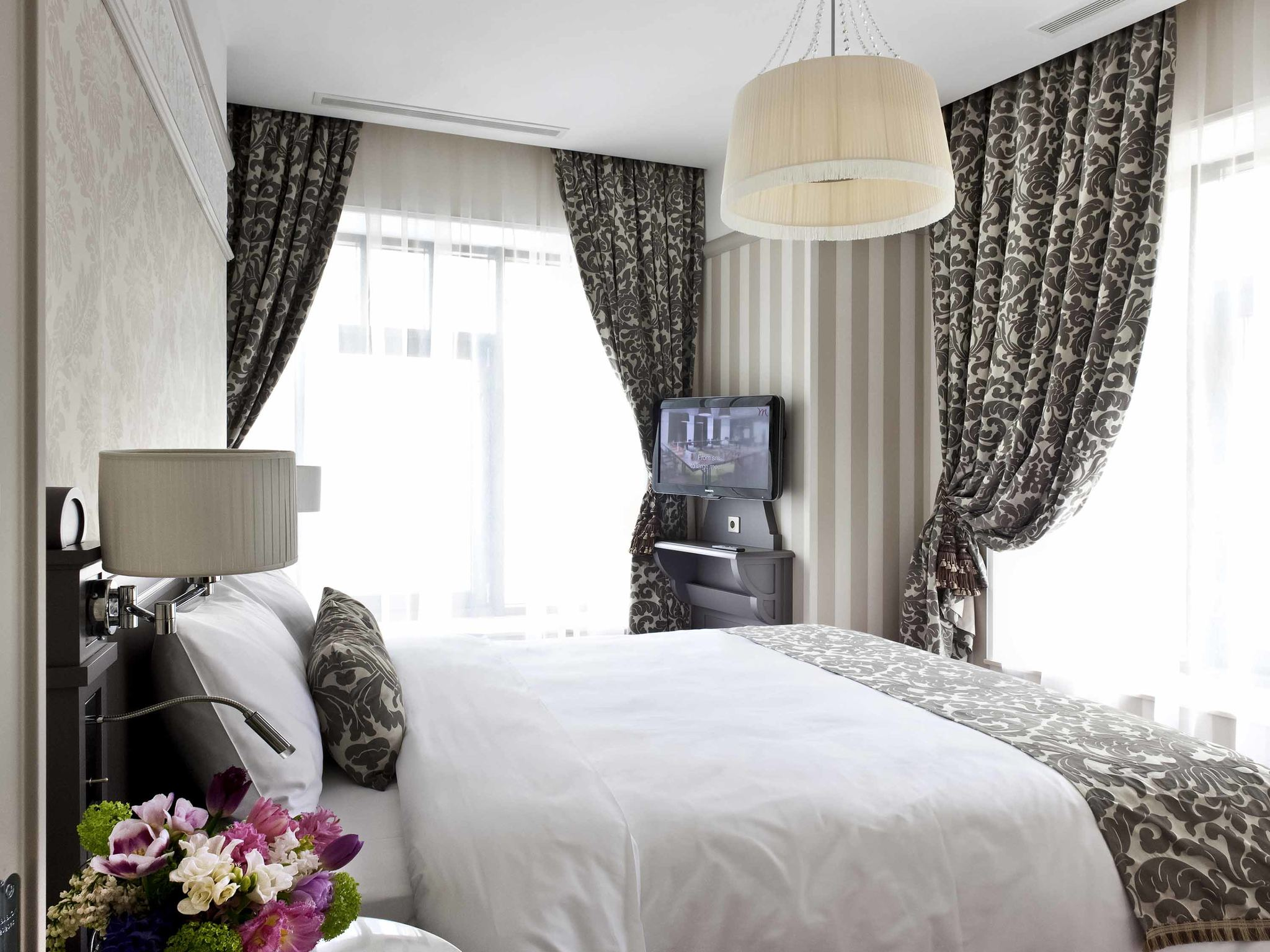 Hotel – Mercure Arbat Moscow.