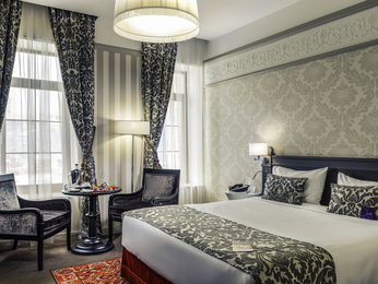 Rooms - Mercure Arbat Moscow