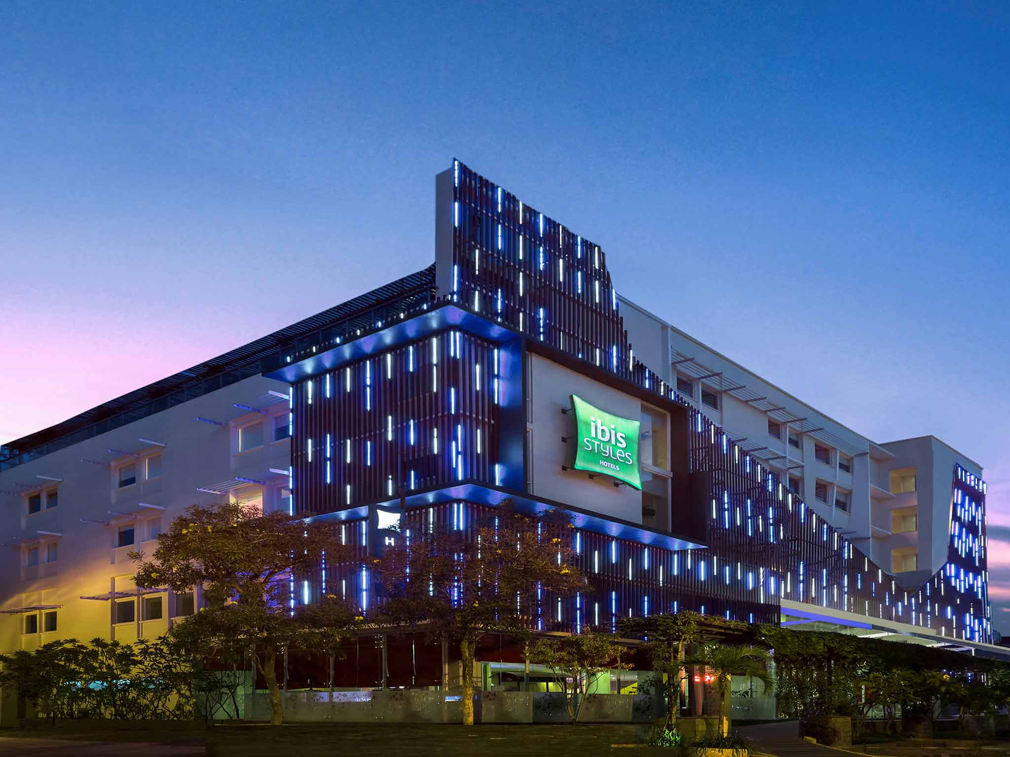 Hotel di malioboro ibis styles yogyakarta accorhotels for Style hotel