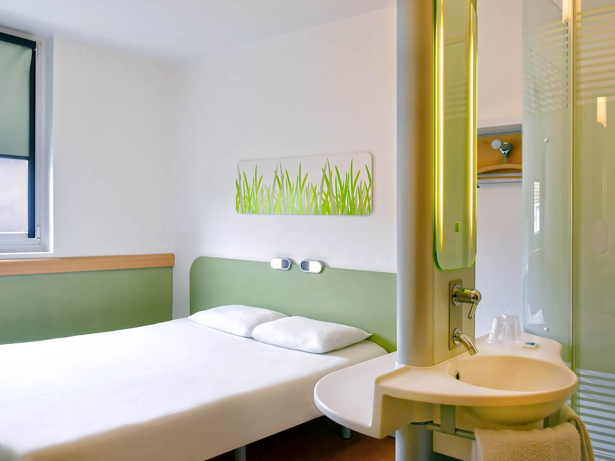 โรงแรม – ibis budget Nîmes Centre Gare