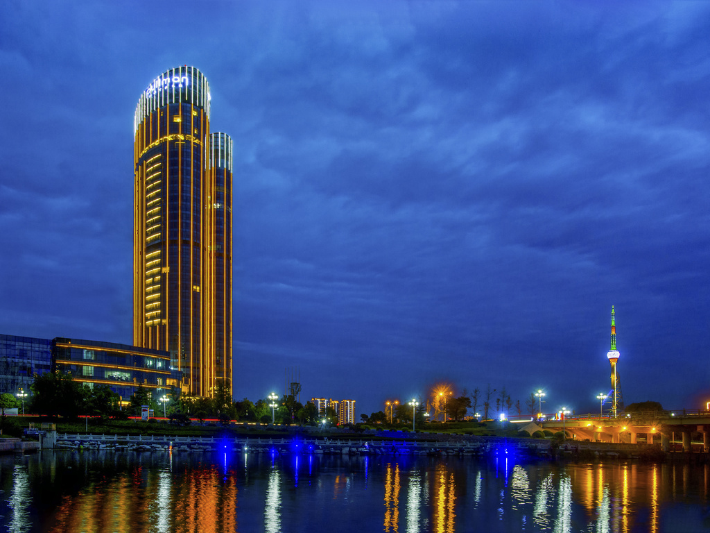 Отель — Pullman Linyi Lushang