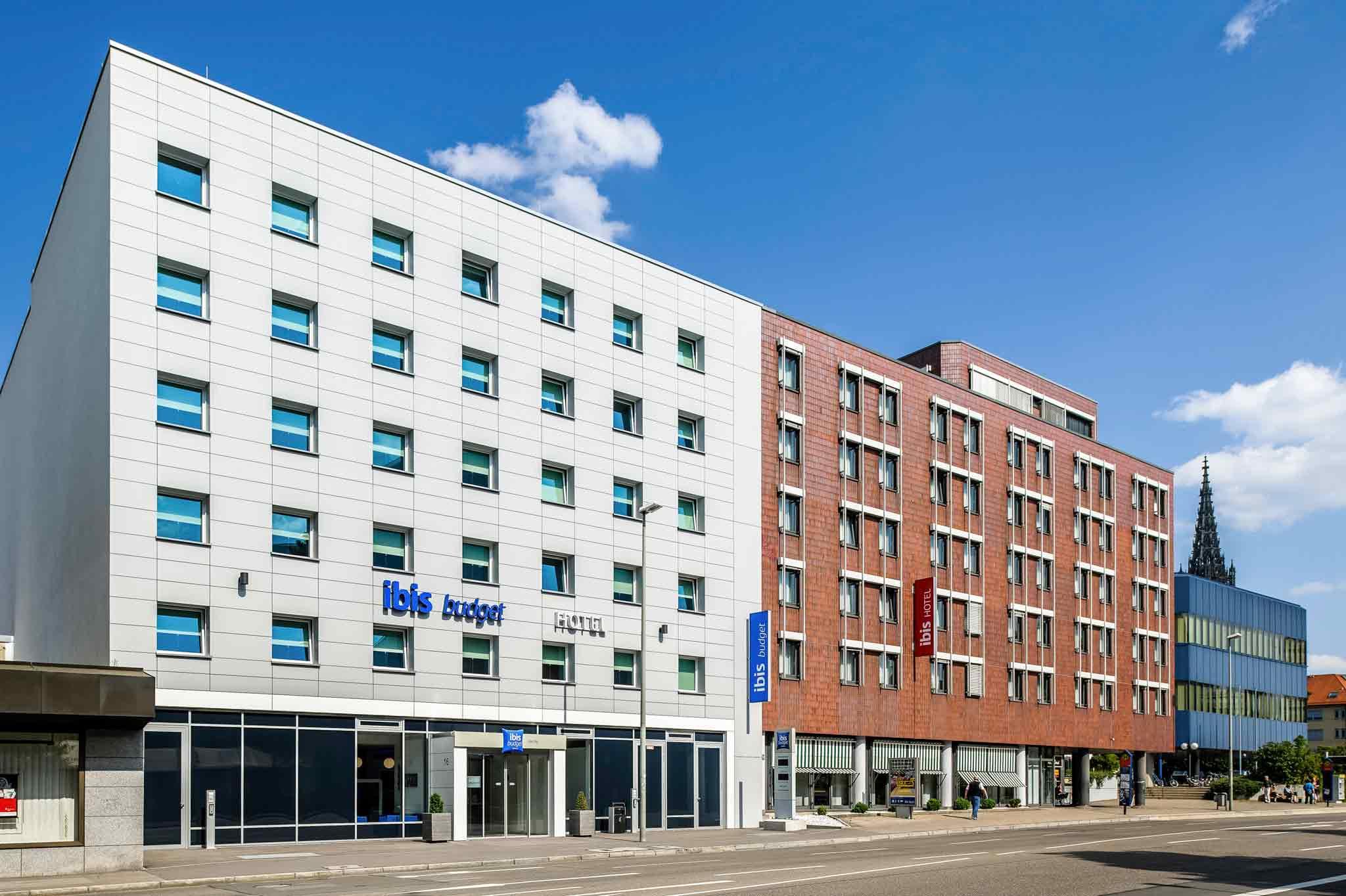 Отель — ibis budget Ульм Сити