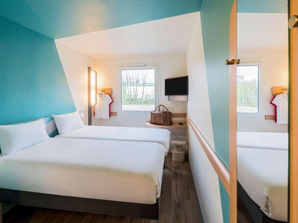 H tel ulm h tel ibis budget ulm city for Designhotel ulm