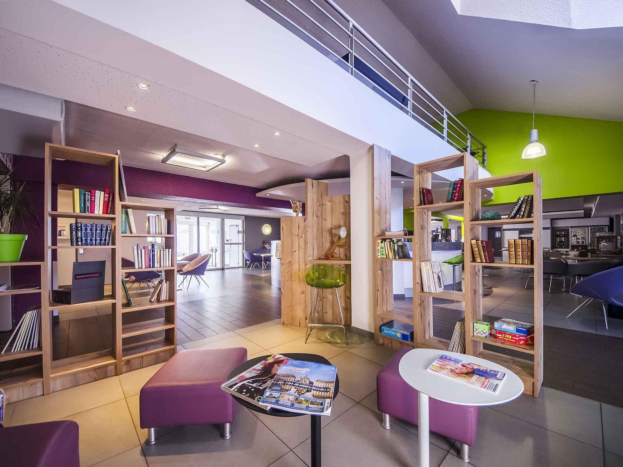 Hotel – ibis Styles Brive La Gaillarde