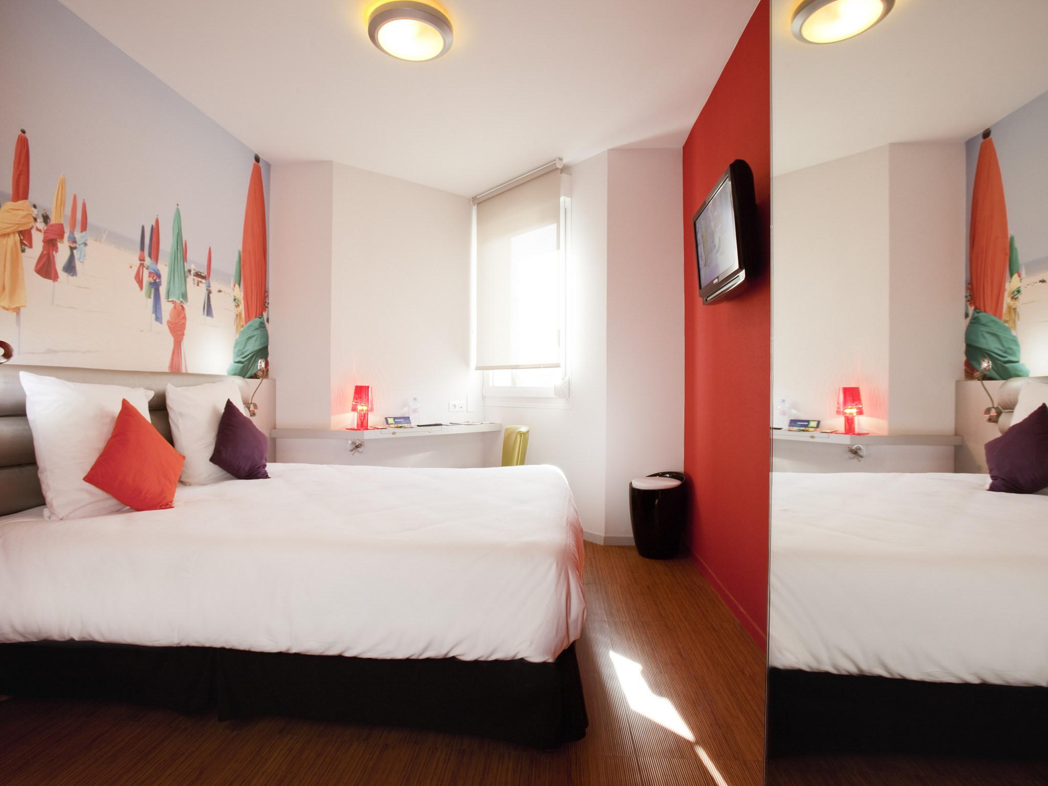 Hotell – ibis Styles Saint-Brieuc Gare Centre
