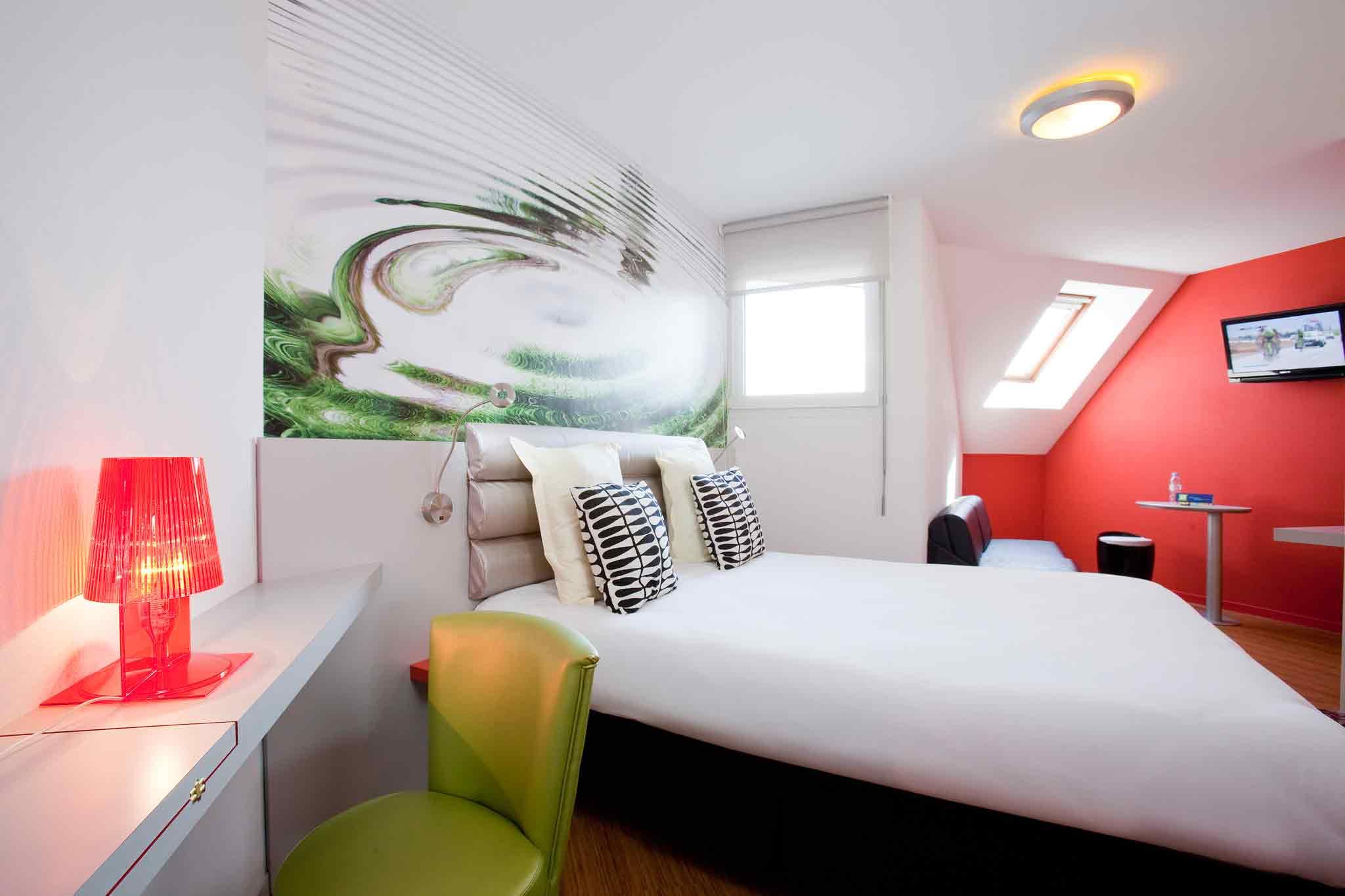 hotel in saint brieuc ibis styles saint brieuc gare centre