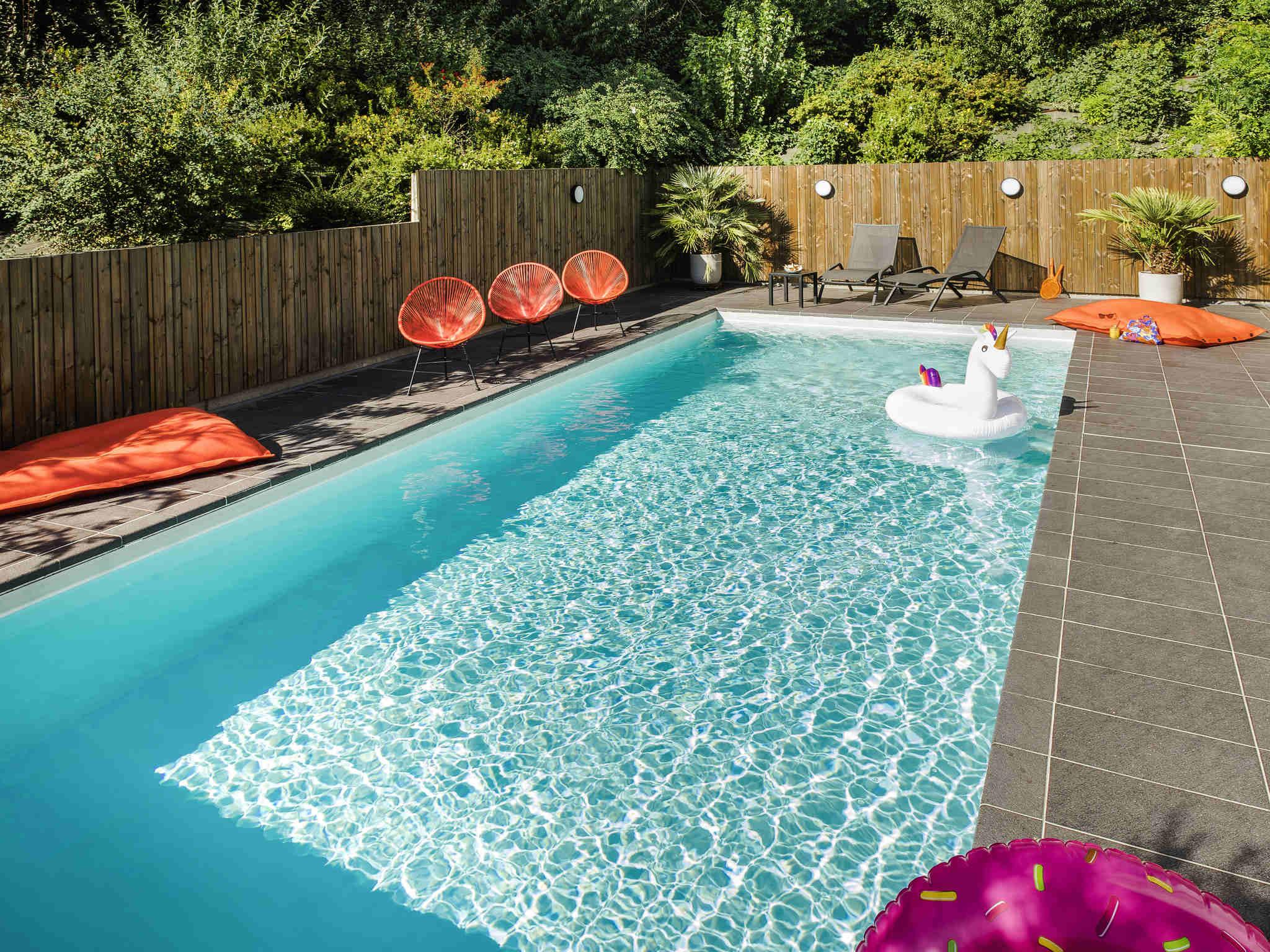 โรงแรม – ibis Styles Toulouse Cité Espace