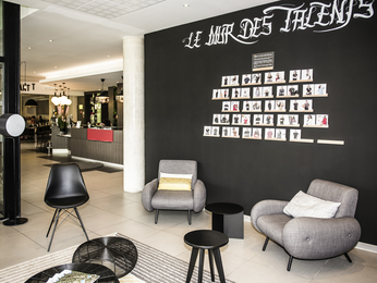 hotel pas cher toulouse ibis styles toulouse cite espace. Black Bedroom Furniture Sets. Home Design Ideas