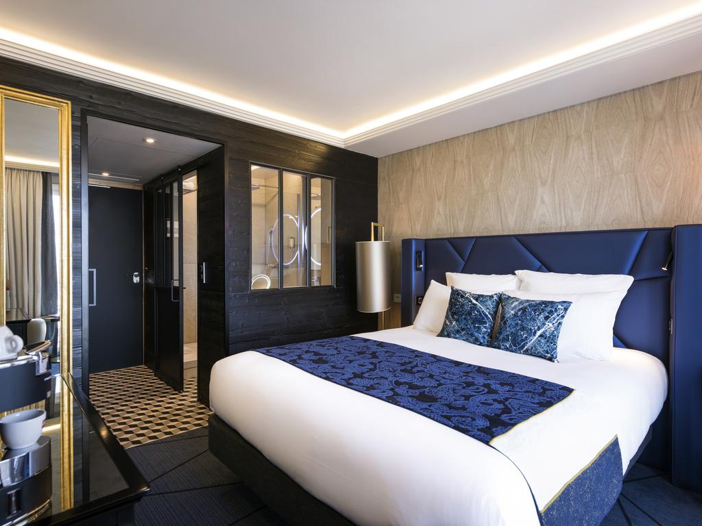 Hotel de luxe chatelaillon plage la grande terrasse h tel spa la rochelle mgallery by sofitel - Idee deco wallpaper volwassene kamer ...