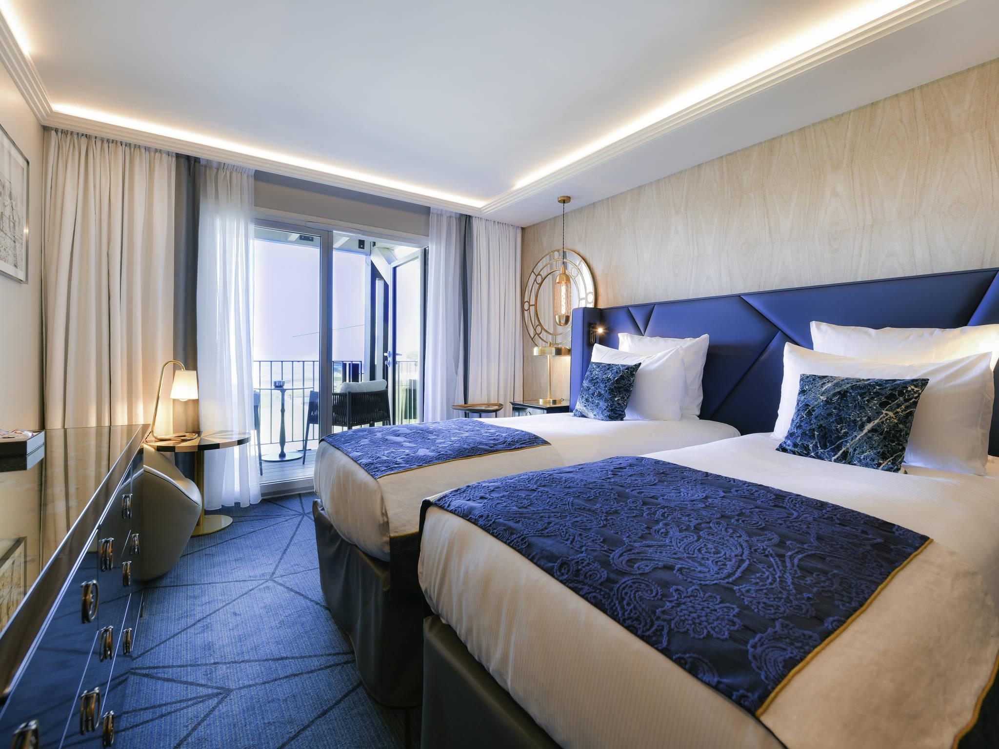 H´tel  CHATELAILLON PLAGE La Grande Terrasse Hotel & Spa La
