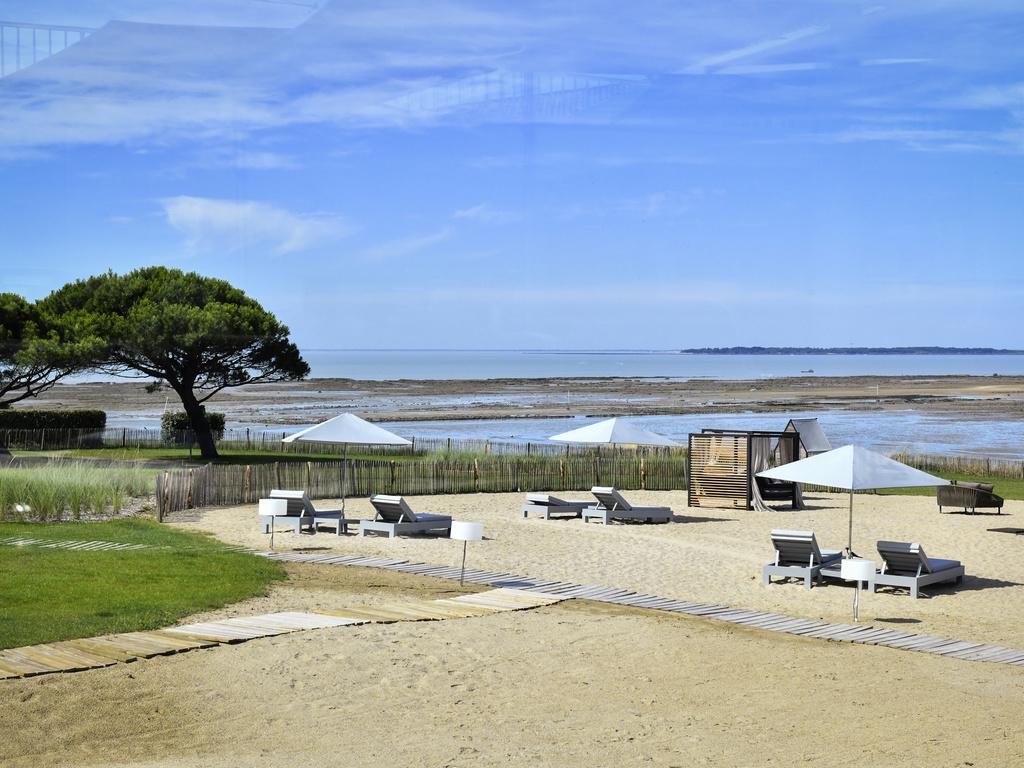 Luxury Hotel Chatelaillon Plage La Grande Terrasse Hotel Spa La