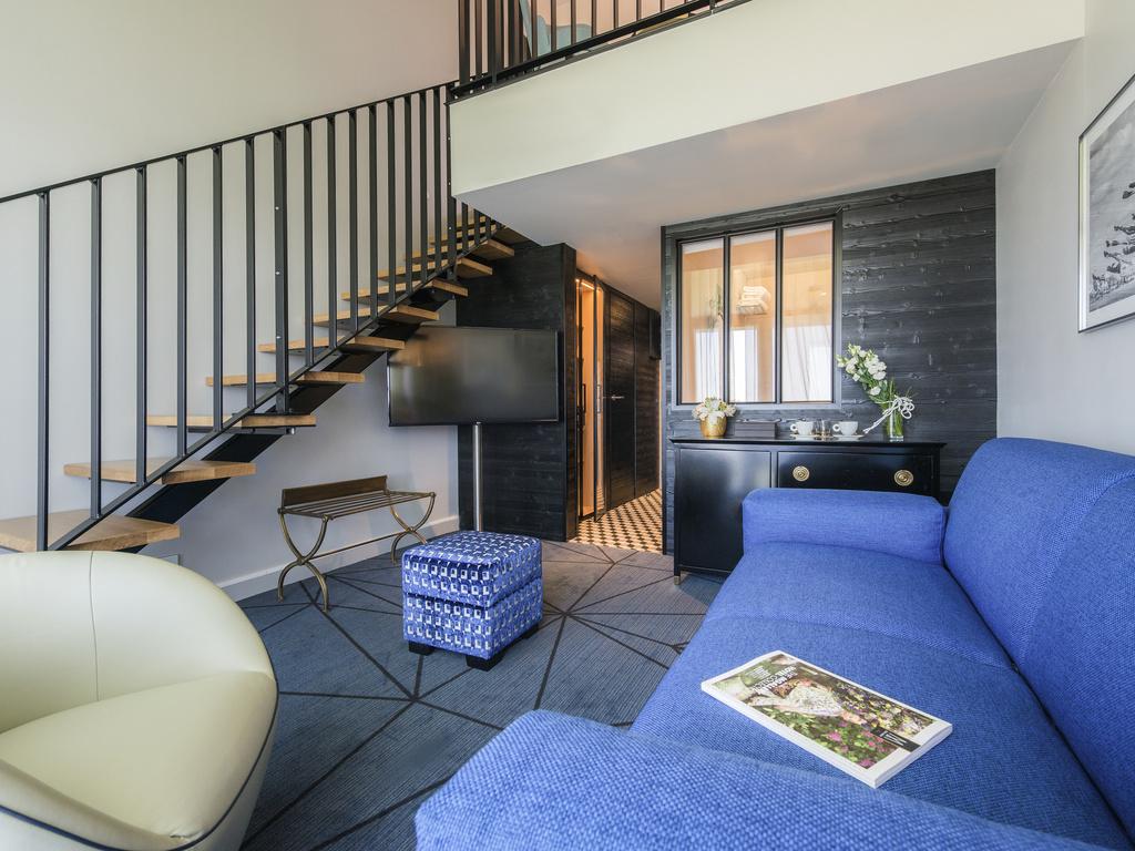 hotel de luxe chatelaillon plage la grande terrasse. Black Bedroom Furniture Sets. Home Design Ideas