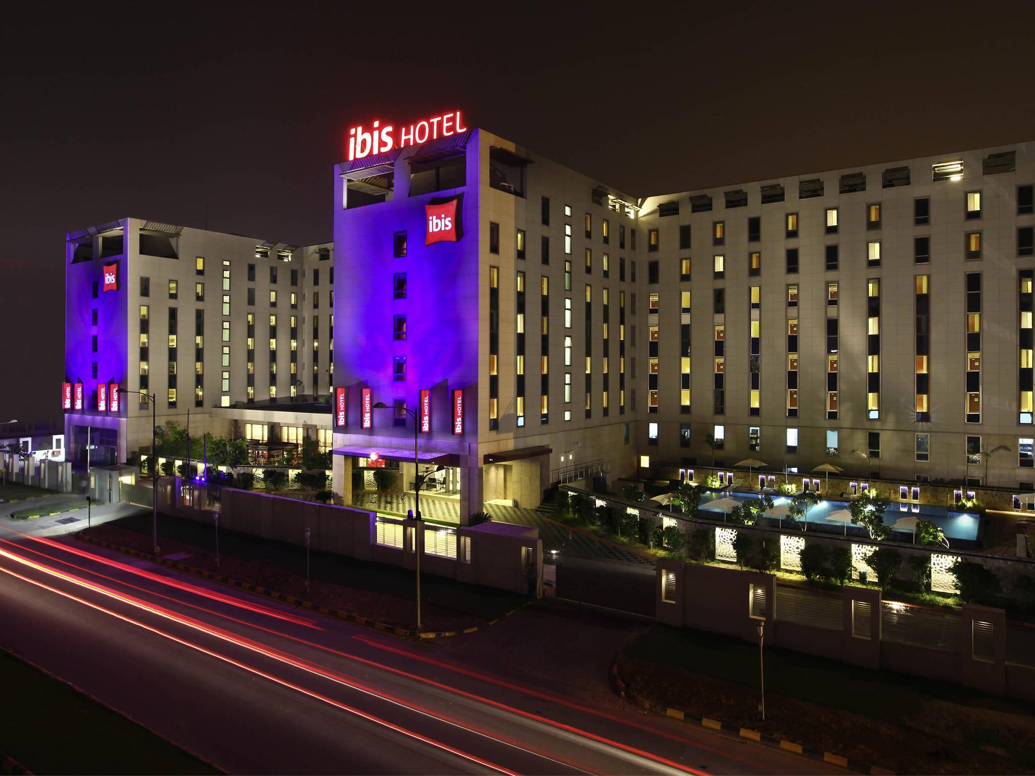 酒店 – 宜必思新德里航空城酒店