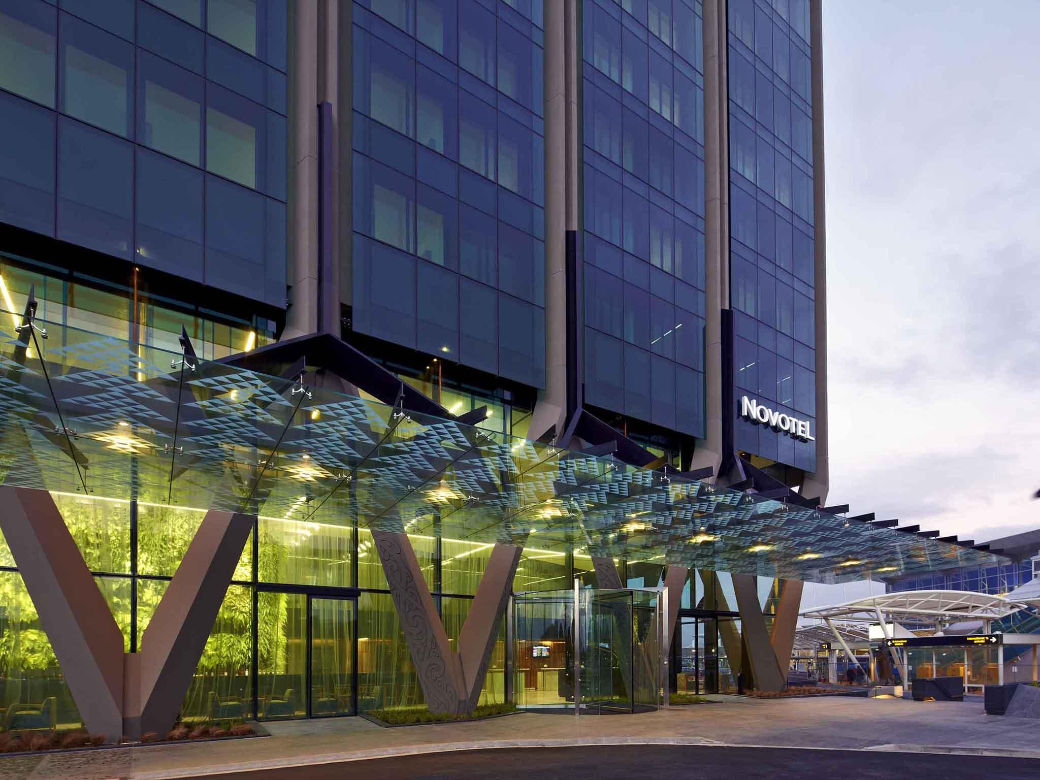 Отель — Novotel Окленд Аэропорт