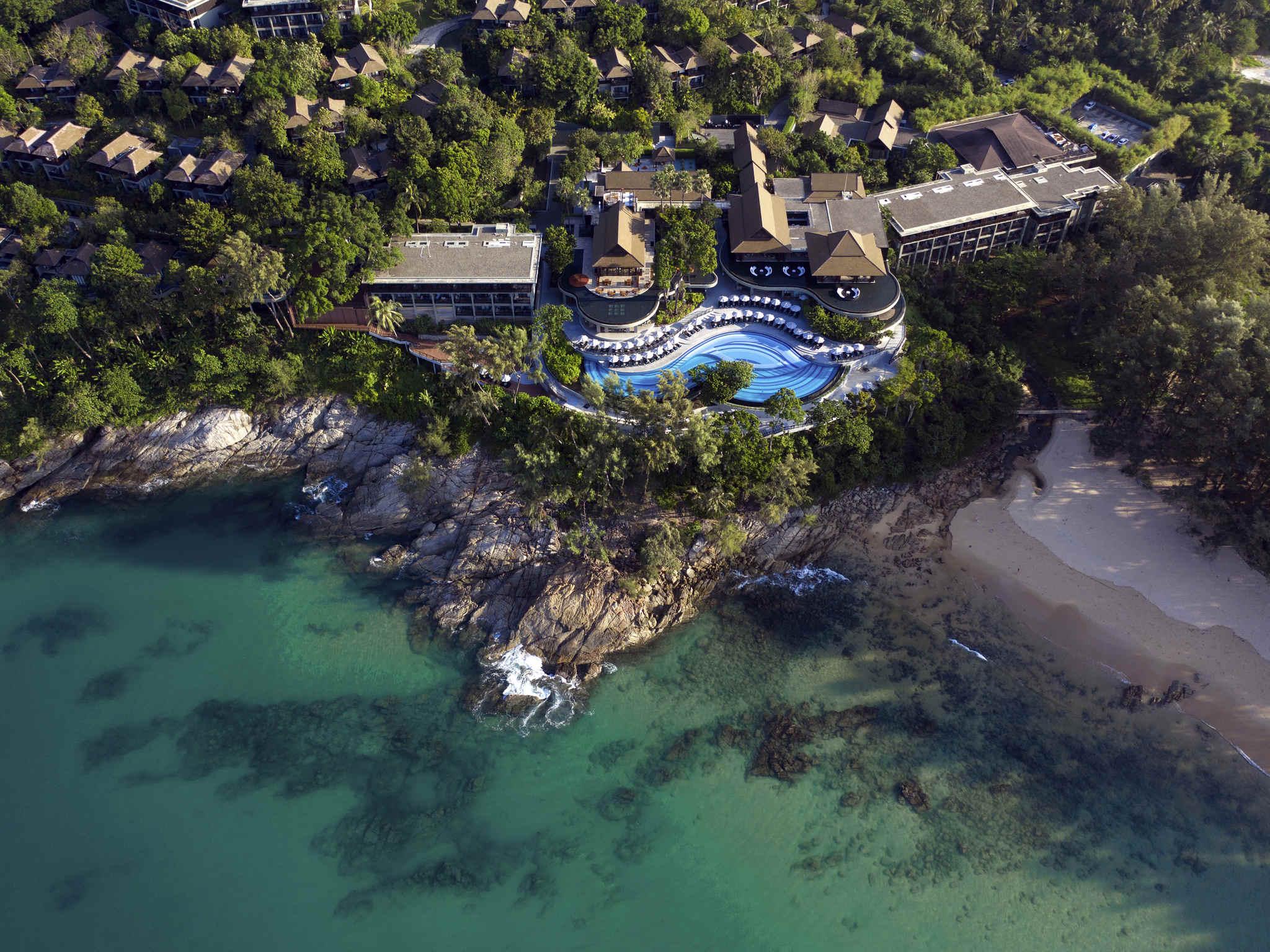 酒店 – 普吉岛阿卡狄亚奈通海滩铂尔曼度假酒店