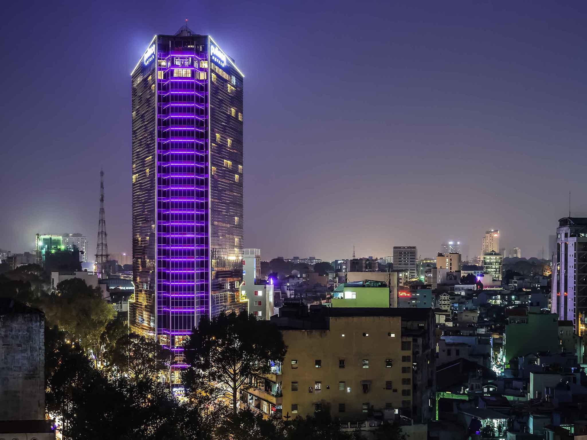 โรงแรม – พูลแมน ไซง่อน เซ็นเตอร์
