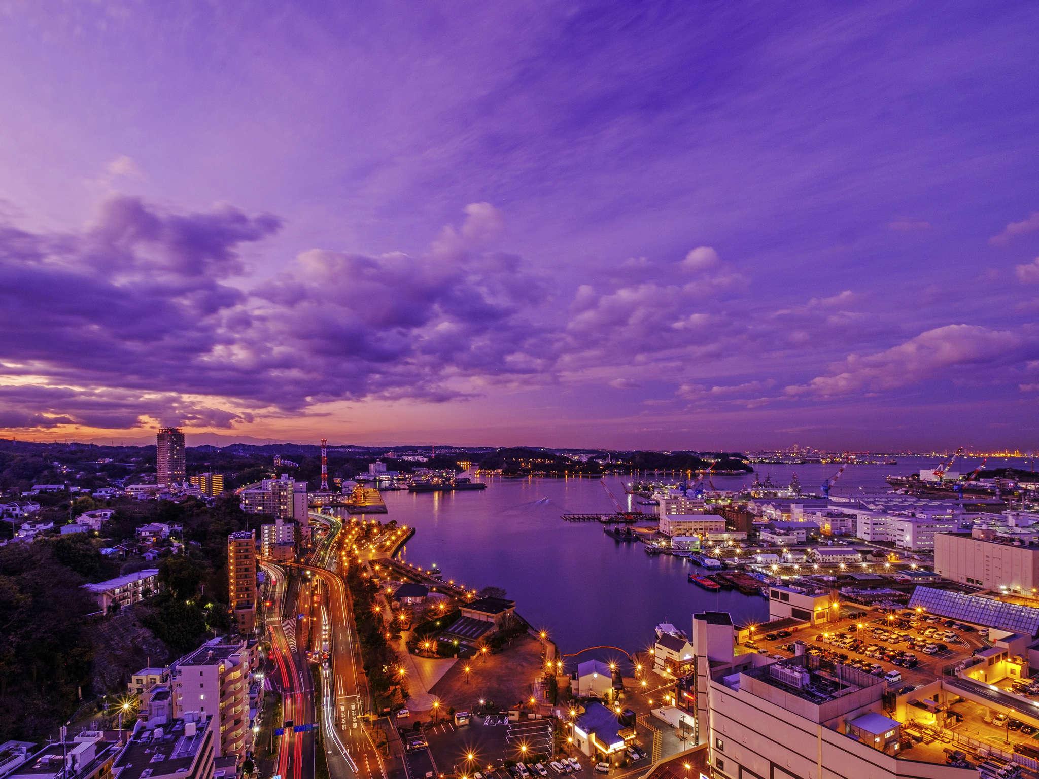 Отель — Mercure Yokosuka