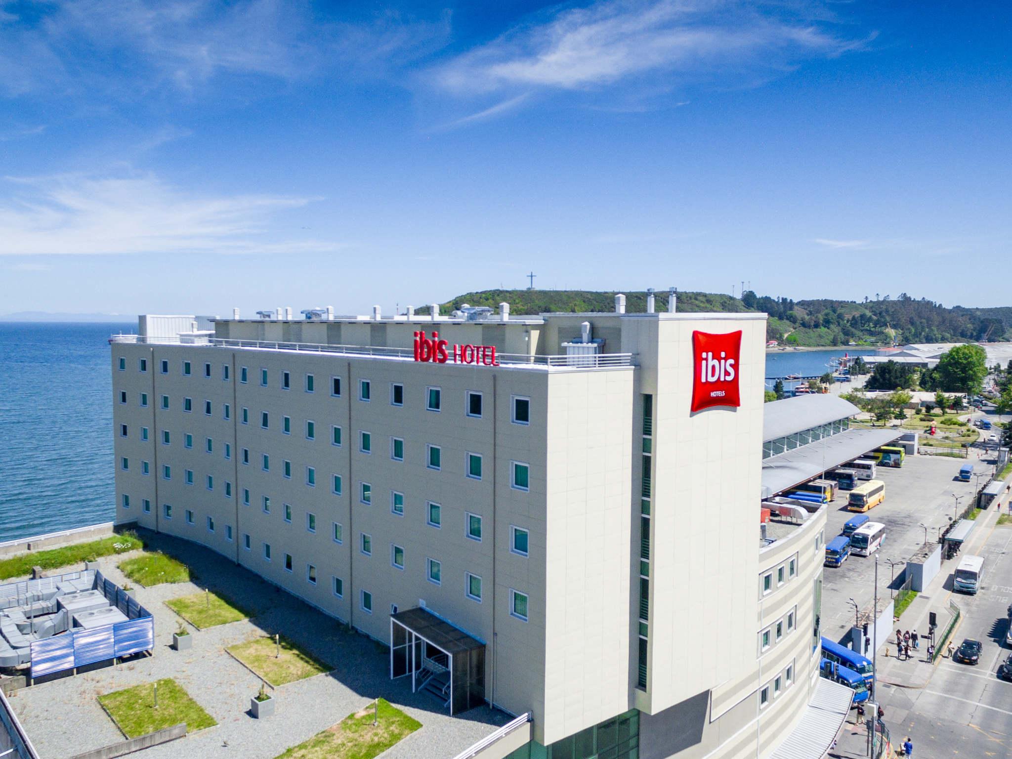 โรงแรม – ibis Puerto Montt