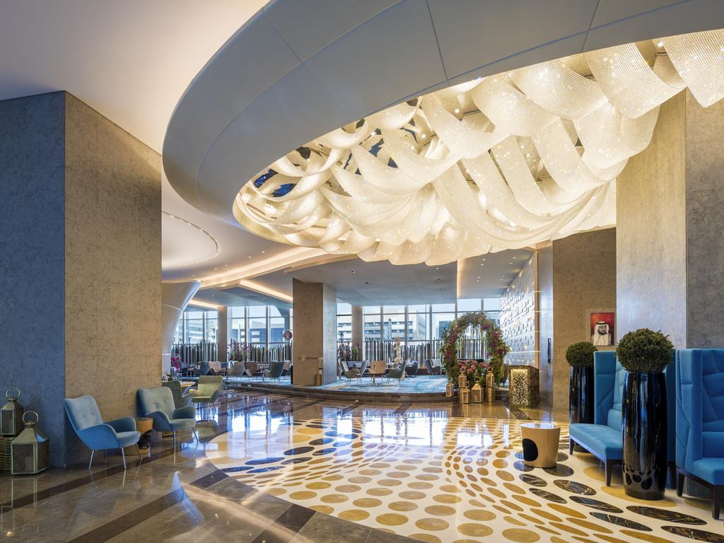 迪拜市中心索菲特酒店