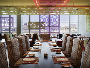 Restaurant - Sofitel Dubai Downtown