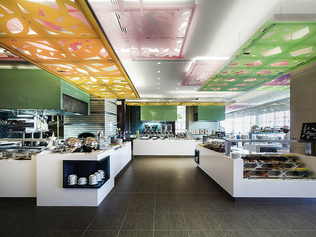 LES CUISINES DUBAI - Restaurants by AccorHotels